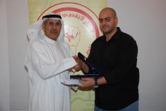 """احتفالية """" التيار التقدمي الكويتي"""" بتكريم رواد الحركة النقابية العمالية"""